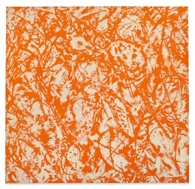 View 1. Thumbnail of Lot 31.  LEE KRASNER | CAMOUFLAGE.