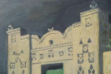 View 4. Thumbnail of Lot 31. HUSSEIN BIKAR | UNTITLED.