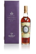 THE MACALLAN THE QUEEN'S  DIAMOND JUBILEE 52.0 ABV NV