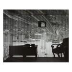 ABELARDO MORELL | CAMERA OBSCURA: BOSTON'S OLD CUSTOM HOUSE IN HOTEL ROOM, BOSTON, MA