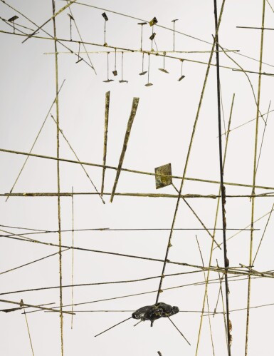 View 2. Thumbnail of Lot 303. HARRY BERTOIA | UNTITLED (WIRE CONSTRUCTION).
