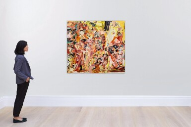 View 6. Thumbnail of Lot 1115. Cecily Brown 塞西麗・布朗 | Unfurl the Flag 展開旗幟.