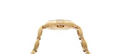 View 4. Thumbnail of Lot 20. Reference 3007 Ballon Bleu A pink gold wristwatch with bracelet, Circa 2015 .