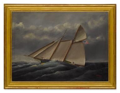 B.F. OSBORNE | THE ALBATROSS