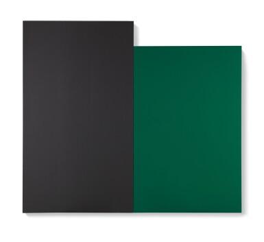 ELLSWORTH KELLY | BLACK GREEN