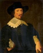 AFTER BARTHOLOMEUS VAN DER HELST | Portrait of agentleman, half-length