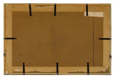 View 4. Thumbnail of Lot 1837. AMBADAS KHOBRAGADE | UNTITLED (SET OF THREE) .