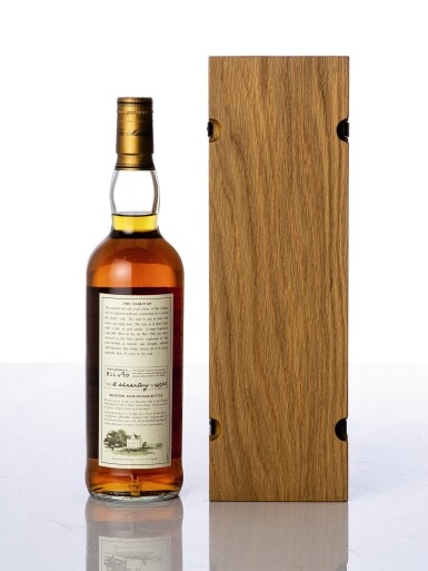 View 2. Thumbnail of Lot 5520. The Macallan Fine & Rare 53 Year Old 45.3 abv 1948 (1 BT70).