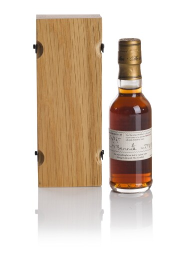 View 2. Thumbnail of Lot 102. THE MACALLAN FINE & RARE 36 YEAR OLD 56.3 ABV 1965.