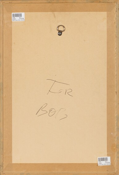 View 3. Thumbnail of Lot 107. Study for Eric (i); Untitled (ii) (from the series Men in the Cities)     .