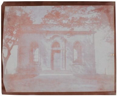 View 22. Thumbnail of Lot 11. William Henry Fox Talbot's Gifts to his Sister: Horatia Gaisford's Collection of Photographs and Ephemera.