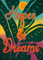 Joel Mesler 喬爾 · 梅斯勒 | Untitled (Hopes and Dreams) 無題(希望與夢想)