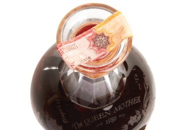 View 3. Thumbnail of Lot 175. THE MACALLAN THE QUEEN MOTHER'S 80TH BIRTHDAY 40.0 ABV 1940 .
