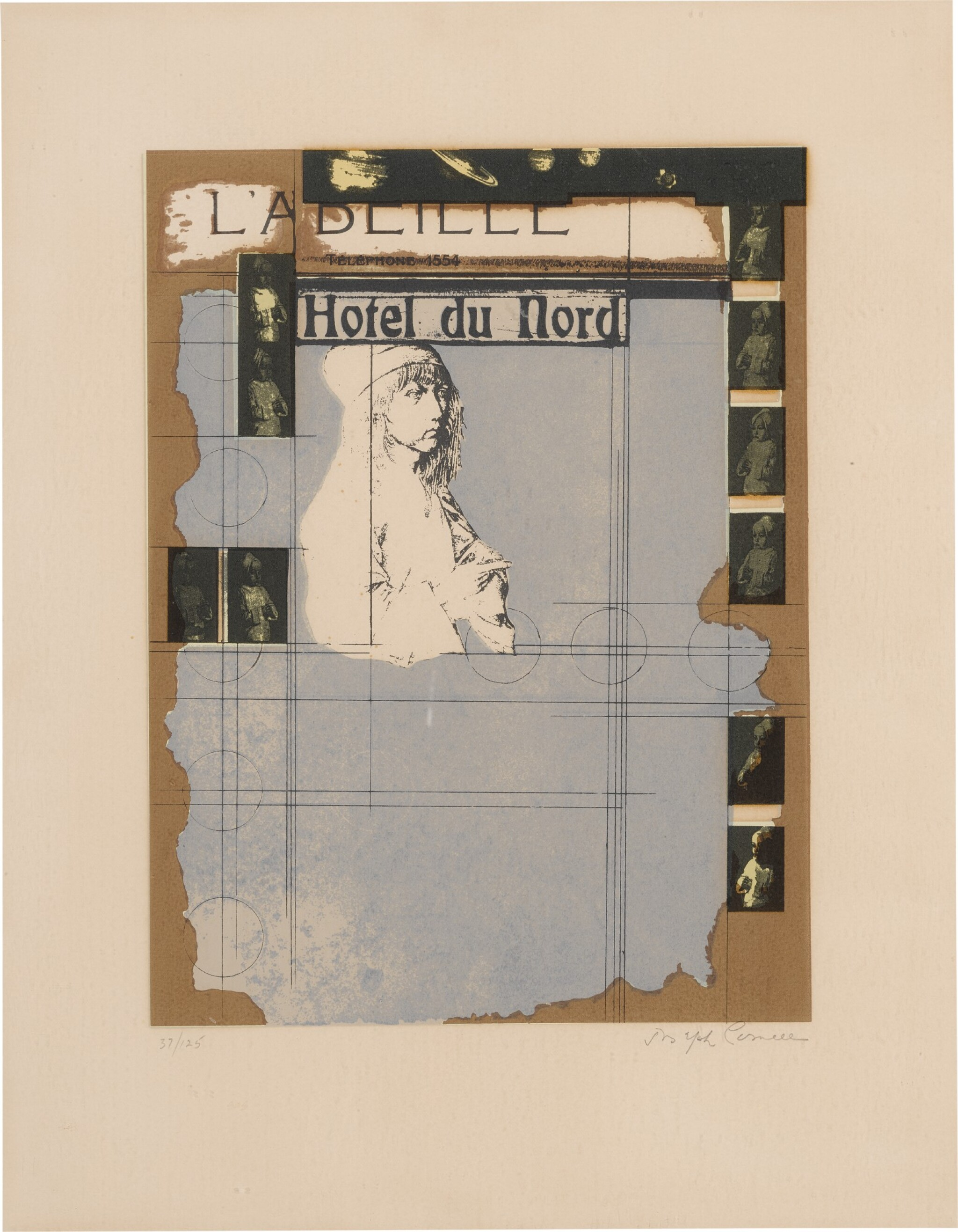 View 1 of Lot 39. Untitled (Hotel du Nord).