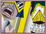 Roy Lichtenstein 羅伊・李奇登斯坦 | Reflections: Mystical Painting 反射系列:神秘的繪畫