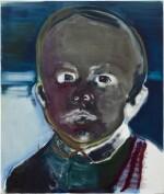 MARLENE DUMAS 瑪琳 · 杜馬斯 | DIE BABA (2) (THE BABY (2)) 嬰兒(2)