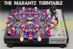 KELLEY WALKER | MARANTZ MODEL 6300 WITH YELLOW STRIPE