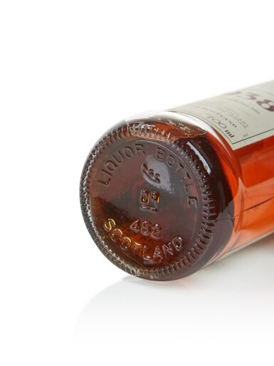 View 4. Thumbnail of Lot 10. The Macallan Fine & Rare 31 Year Old 43.0 abv 1938 .