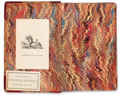 Dickens, A Christmas Carol, 1846, eleventh edition, first Bradbury and Evans edition, author's copy with bookplate