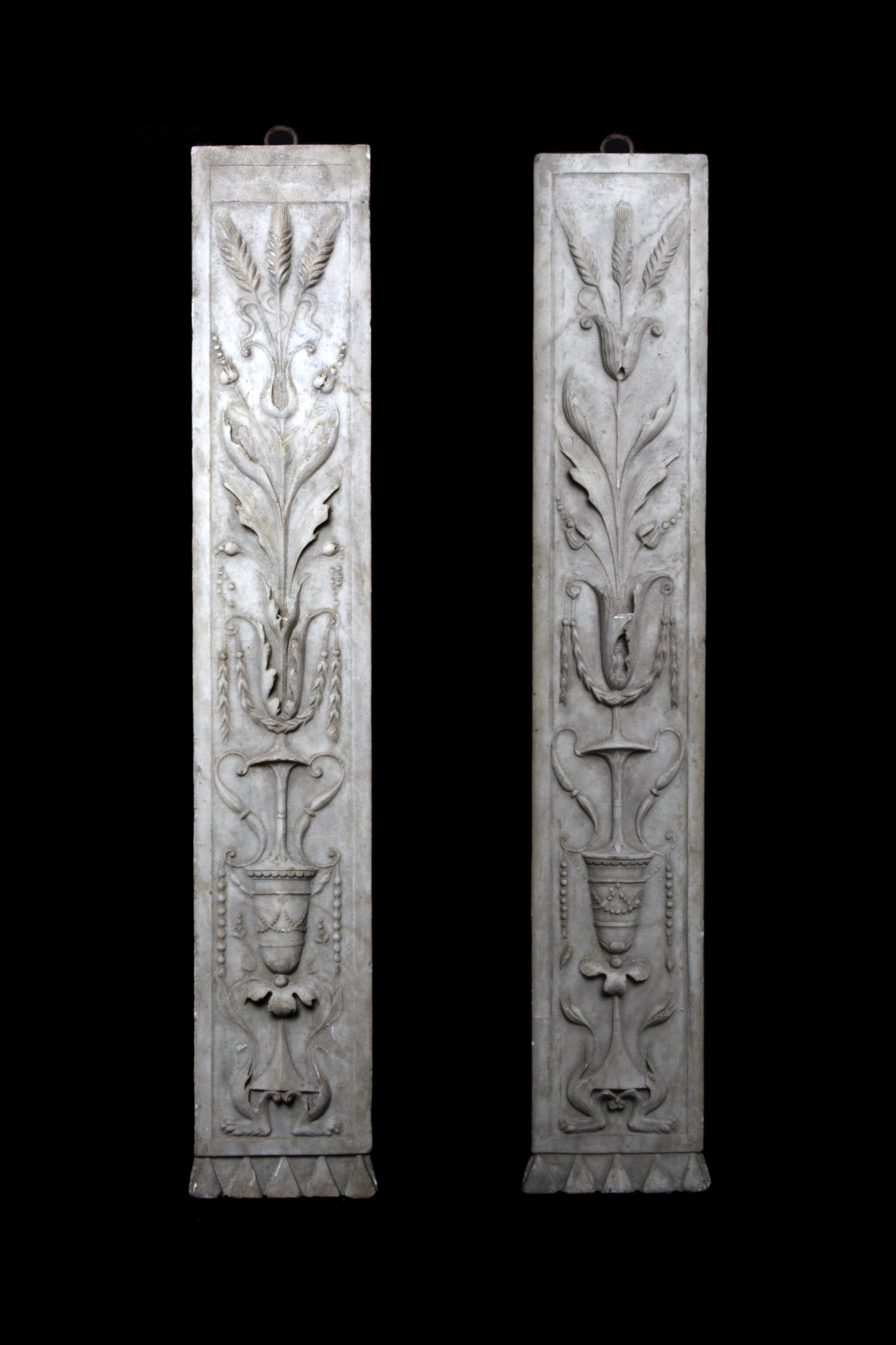 View 1 of Lot 127. Italian, 16th century | Pair of Pilasters.