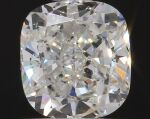 A 1.02 Carat Cushion-Cut Diamond, H Color, VS1 Clarity