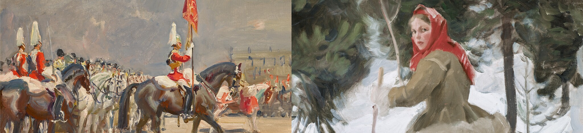 European & British Art