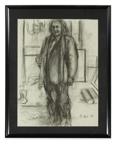 View 2. Thumbnail of Lot 86. Portrait of Aristodemos Kaldis.