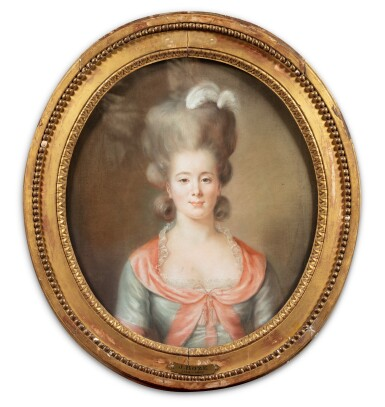 View 2. Thumbnail of Lot 187. Portrait of a Lady.