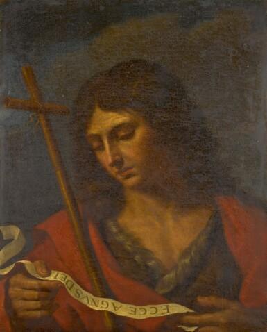 View 1. Thumbnail of Lot 127. Saint John the Baptist.