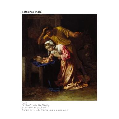 View 4. Thumbnail of Lot 16. NICOLAS POUSSIN | The Baptism of Christ| 尼古拉・普桑 | 《基督受洗》.