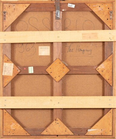 View 4. Thumbnail of Lot 231. The Hanging (Hanging Man).