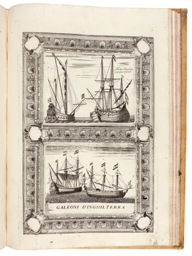View 4. Thumbnail of Lot 21. CORONELLI   Atlante Veneto, 1691.