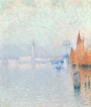 LUCIEN LEVY-DHURMER   Venice