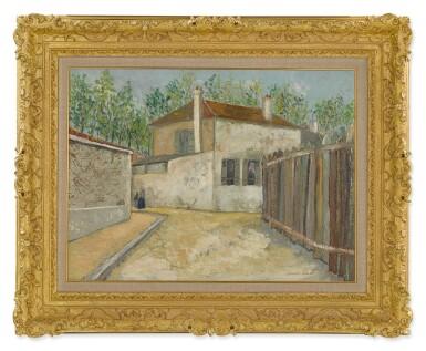View 2. Thumbnail of Lot 145. Rue à Montmartre.