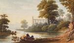 JOHN VARLEY, O.W.S. | Bolton Abbey, Yorkshire