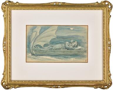 View 2. Thumbnail of Lot 19. SIR JOHN EVERETT MILLAIS, P.R.A. | SIR TRISTREM.