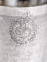 A HUNGARIAN SILVER BEAKER, ISTVÁN BÁNYAI, KOLOZSVÁR, 1649