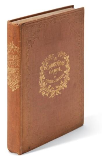 Dickens, A Christmas Carol, 1845, seventh edition