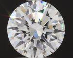 A 1.50 Carat Round Diamond, D Color, VS1 Clarity