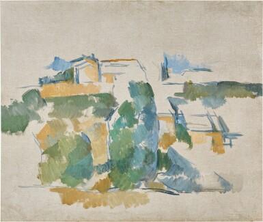 View 1. Thumbnail of Lot 140. Maisons parmi les arbres | 《樹林中的房子》.
