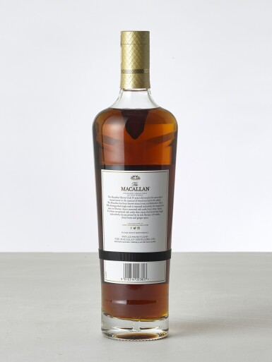 View 2. Thumbnail of Lot 2025. Macallan, 25 Year Old Sherry Cask NV (1 BT70).