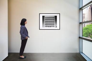 View 4. Thumbnail of Lot 116. HIROSHI SUGIMOTO    'E. U. R. PALAZZO DELLA CIVILTÀ ITALIANA', (FROM THE SERIES ARCHITECTURE), 1998.