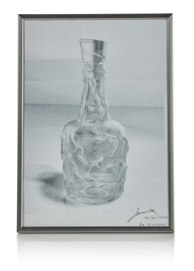 View 7. Thumbnail of Lot 39. Dictador Generations In Lalique 'The Proof Bottle' 43.0 abv 1976 .