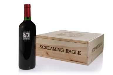 Screaming Eagle, Cabernet Sauvignon 2012 (3 BT)