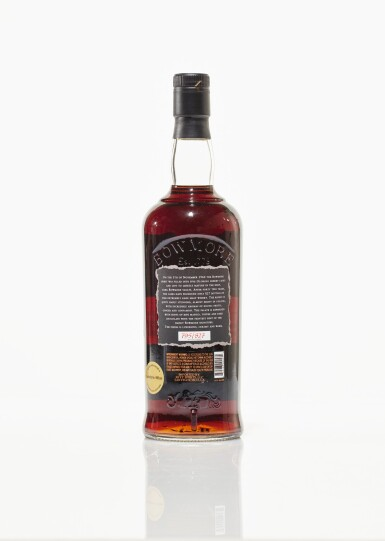 View 2. Thumbnail of Lot 35.  Bowmore Black, 42 Year Old, 40.5 abv 1964 (1 BT75cl).