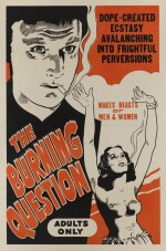 Tell Your Children / The Burning Question / Reefer Madness (1936) poster, US