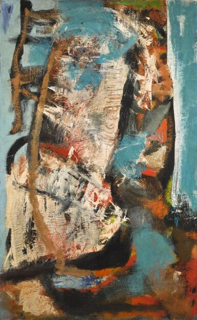 View 1. Thumbnail of Lot 23. PETER LANYON | DRY WIND.