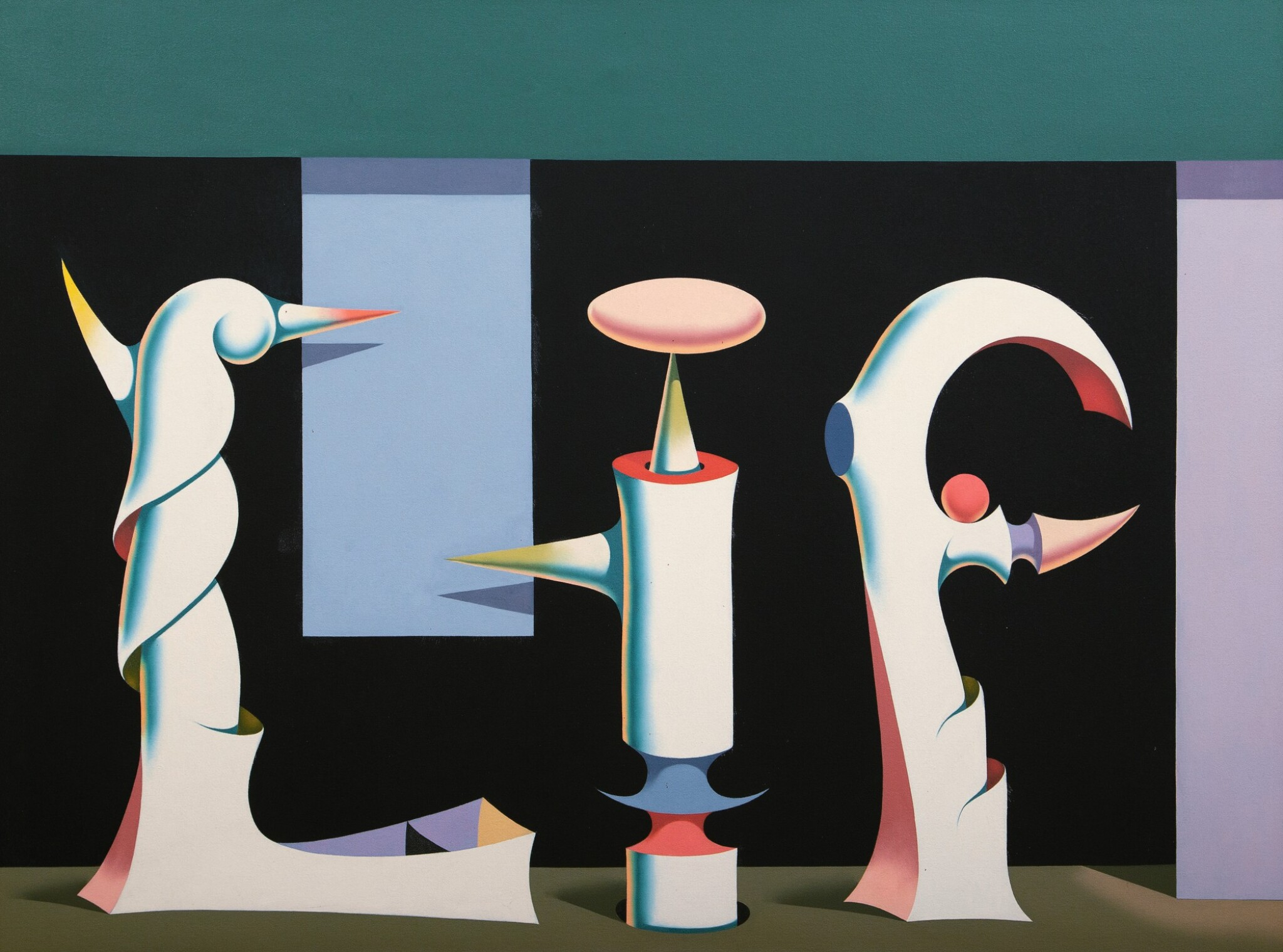View full screen - View 1 of Lot 46. IVAN TOVAR   UNTITLED (LIF).