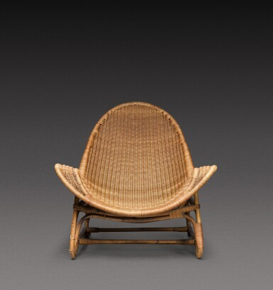 View 3. Thumbnail of Lot 187. Lounge Chair.