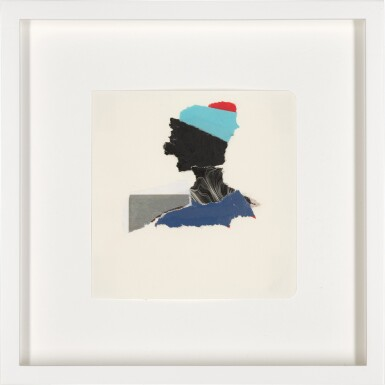 View 30. Thumbnail of Lot 801. DEBORAH ROBERTS | THE HISTORY OF EVERYTHING, PART THREE.
